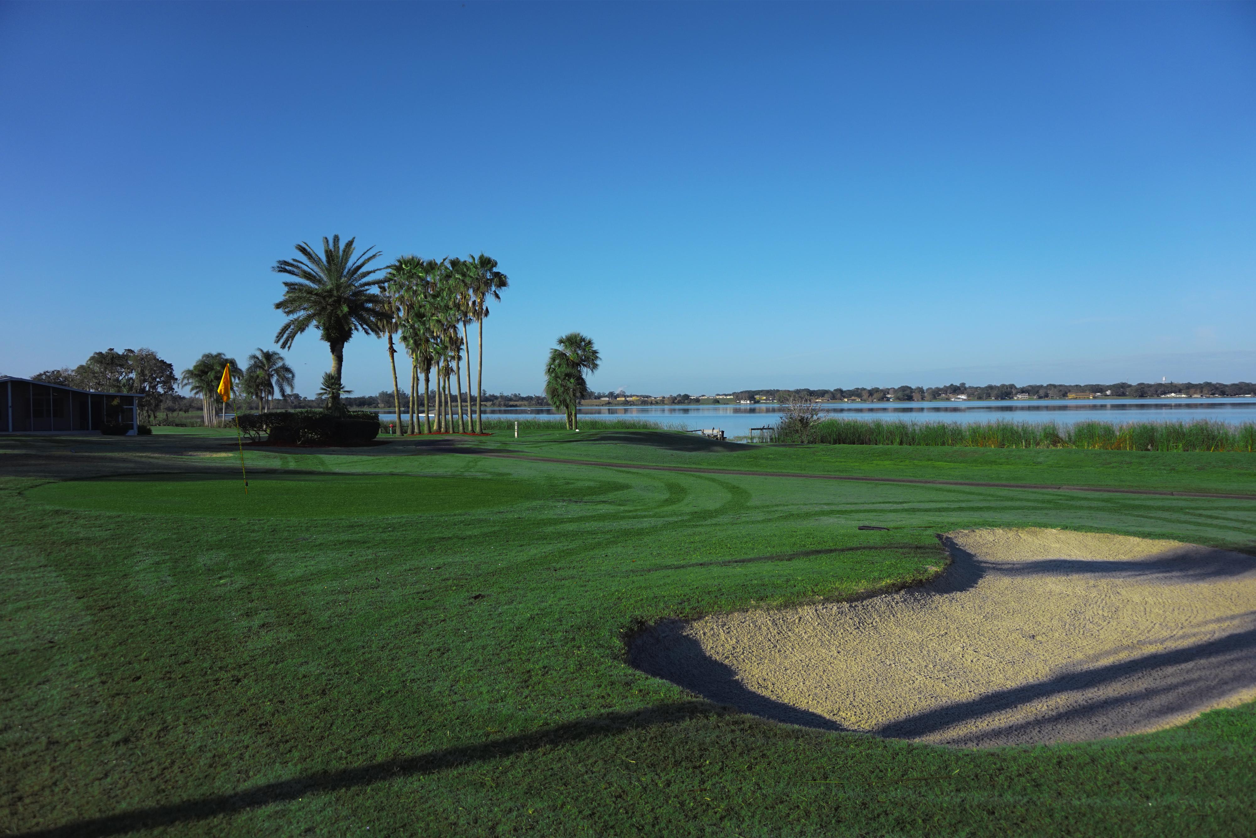 four lakes golf club course