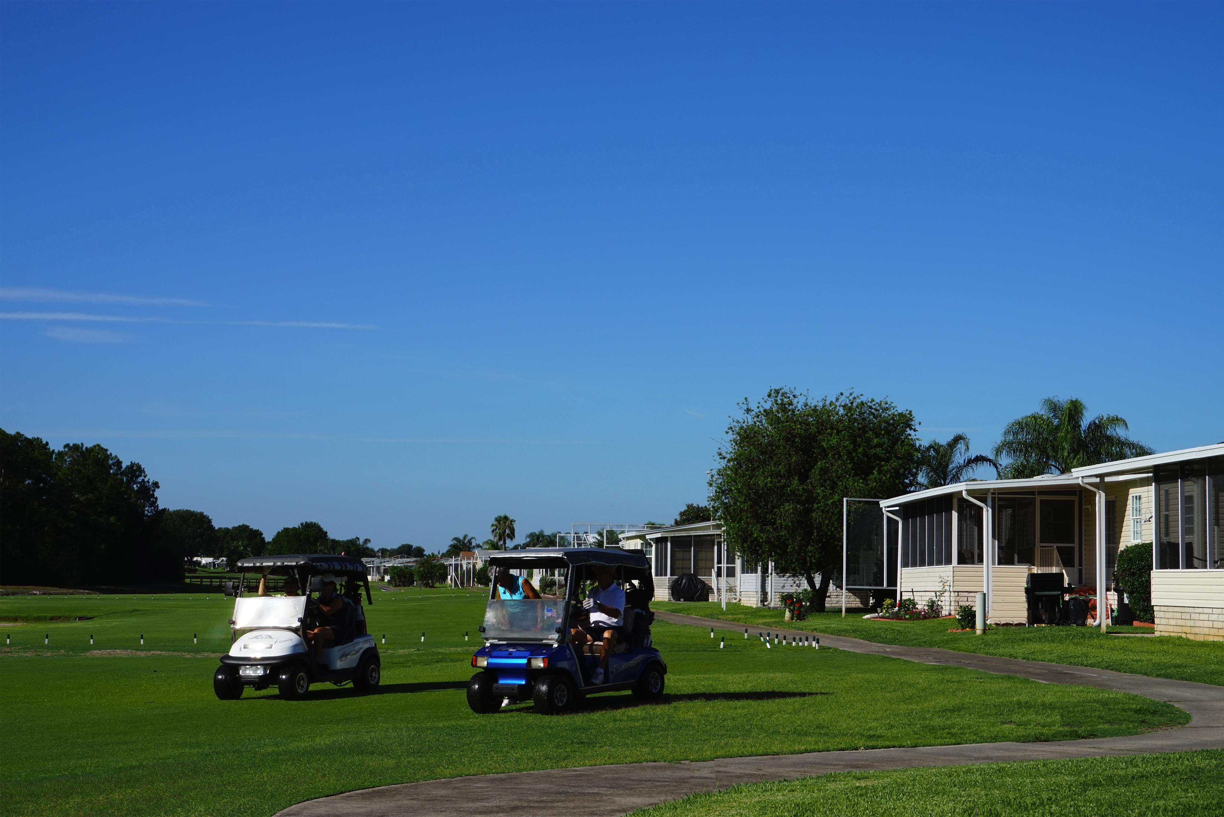 four lakes retirement community
